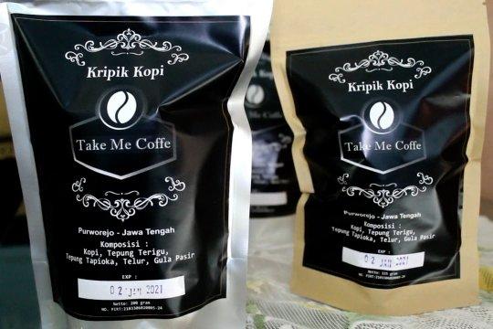 Renyahnya keripik kopi khas Purworejo
