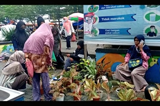Satgas COVID-19 sebut peran masyarakat kunci perubahan zona penyebaran di Ternate