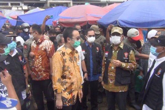 Wamendag dukung pembangunan revitalisasi Pasar Mardika Ambon