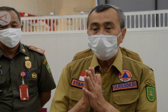 Gubernur Riau instruksikan 12 Kabupaten/Kota menambah fasilitas isolasi