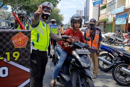 Libur panjang, Riau aktifkan check point di perbatasan 3 provinsi