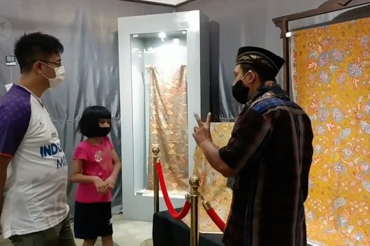 Meseum Batik Pekalongan pamerkan 100 koleksi terbaru