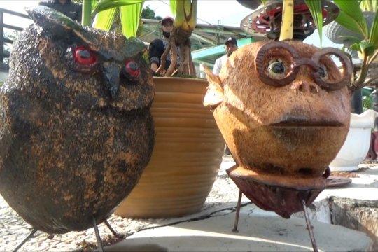Bonsai kelapa, tanaman hias unik bernilai jual tinggi