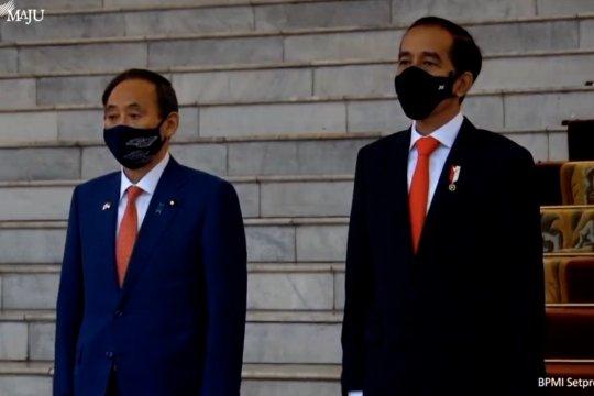 Jepang beri pinjaman Rp6,95 triliun untuk Indonesia