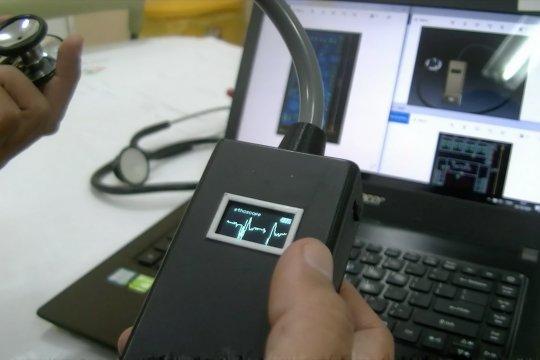 Kurangi risiko penularan COVID-19, inoscope gantikan stetoskop