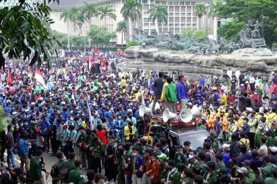 Polda Metro Jaya jembatani penyampaian aspirasi massa