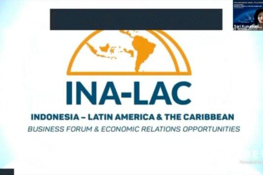 RI sasar ekspor ke Amerika Latin-Karibia lewat INA-LAC 2020
