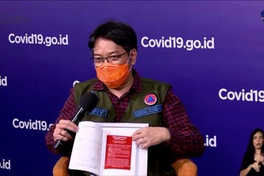 Satgas luncurkan buku pedoman perubahan perilaku penanganan COVID-19