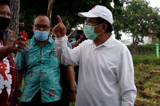 Sofyan Djalil: Pemerintah akan menata tanah-tanah pusaka