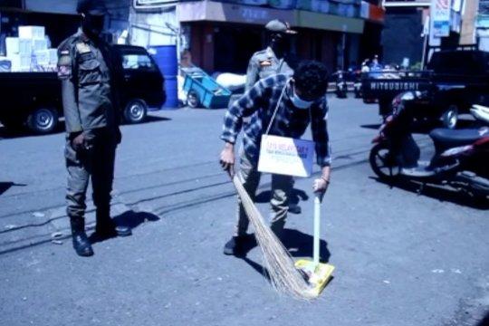 Tekan kasus penyebaran COVID-19, sanksi denda tetap berlaku di Ternate