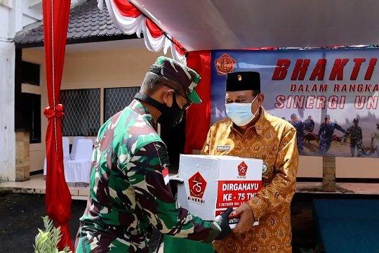 TNI harus menjadi contoh penegakan disiplin protokol kesehatan