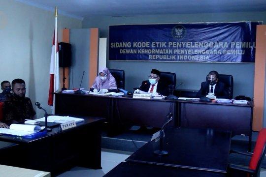 DKPP periksa delapan penyelenggara Pemilu Halmahera Selatan