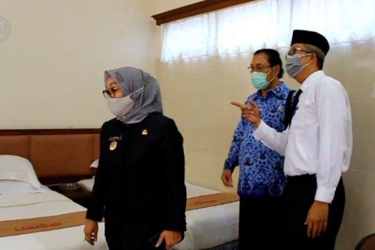 Hotel di Cirebon disewa 3 bulan untuk ruang isolasi