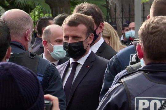MUI: Boikot produk sebagai cara ingatkan kesalahan Presiden Macron