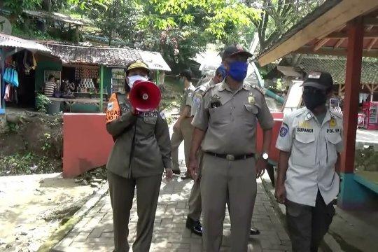 Pemkab Pandeglang intensifkan operasi yustisi di objek wisata
