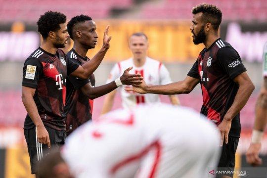 Klasemen Liga Jerman: Bayern dan Dortmund kuasai dua posisi teratas