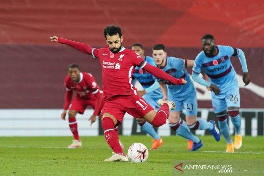 Liverpool lagi runyam setelah Salah positif COVID-19, Williams cedera