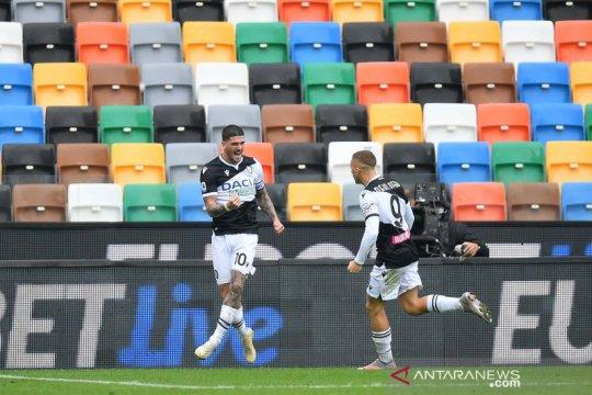 Gol semata wayang De Paul menangkan Udinese atas Genoa