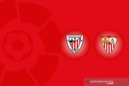 Bilbao paksa Sevilla telan tiga kekalahan beruntun
