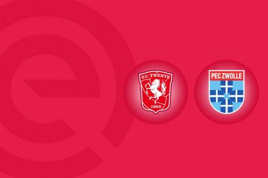Twente bantai PEC Zwolle 5-1