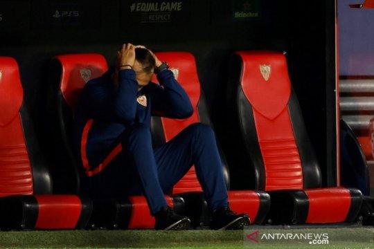 Lopetegui nilai Sevilla dilanda kelelahan saat takluk di Bilbao