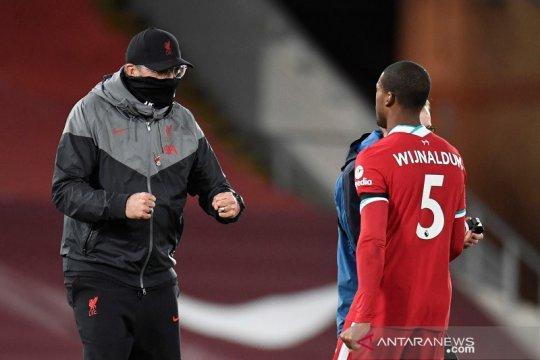 Klopp kritik keputusan Liga Inggris tolak aturan 5 pergantian pemain
