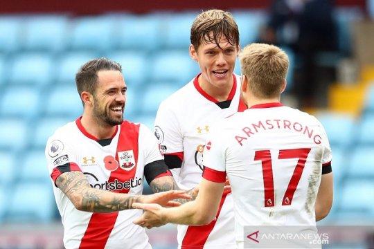 Southampton redam kebangkitan Aston Villa untuk petik kemenangan 4-3