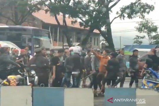 Polres Sukabumi Kota perketat pengamanan pascabentrokan dua ormas