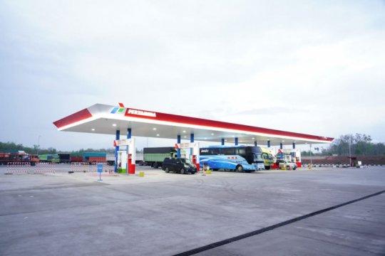 Arus kendaraan melintasi Tol Trans Sumatera naik 11,5 persen