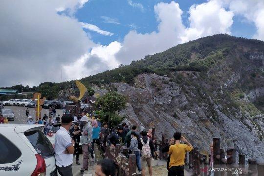 Libur panjang belum dongkrak pengunjung wisata Lembang