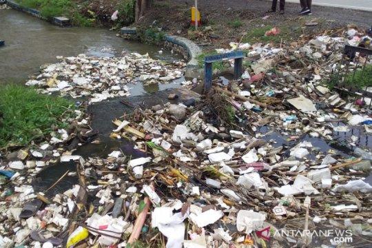 Banjir genangan di Probolinggo akibat sampah dan pendangkalan sungai