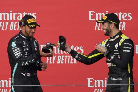 Tidak ada jaminan saya tetap di Formula 1 tahun depan, kata Hamilton