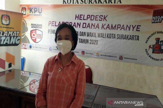 KPU terima LPSDK kedua paslon Pilkada Surakarta