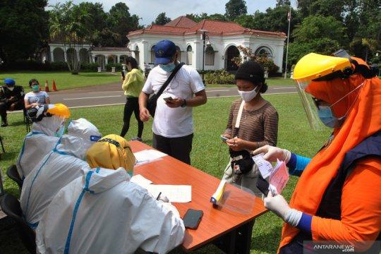 Kota Bogor catat penambahan tertinggi kasus COVID-19