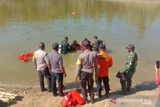 Korban tengelam di embung Haulasi ditemukan meninggal