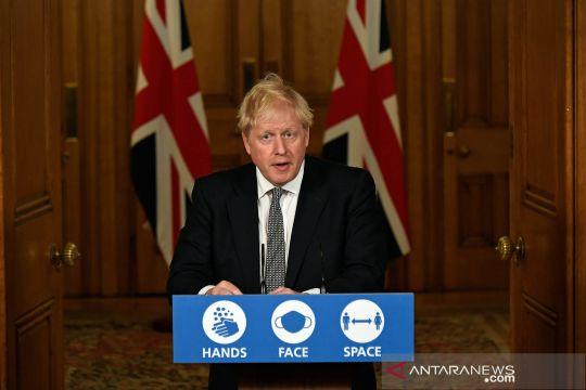Inggris kembali berlakukan lockdown nasional