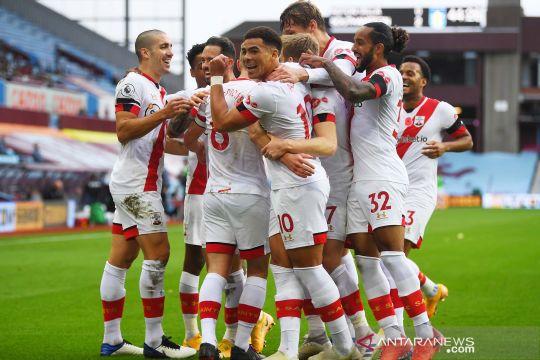 Liga Inggris: Southampton vs Aston Villa
