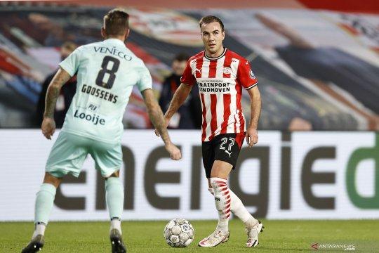 Noni Madueke antar PSV lumat ADO 4-0