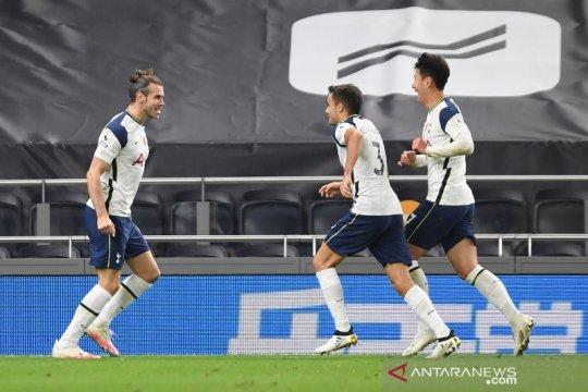 Gareth Bale bawa Tottenham bekuk Brighton