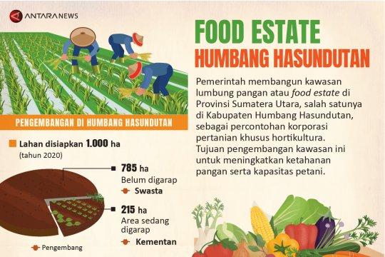 'Food estate' Humbang Hasundutan