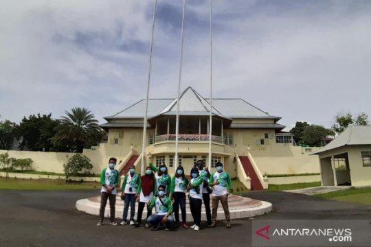 Tim EcoNusa selesaikan rute pertama Ekspedisi Maluku