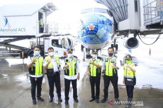 Libur panjang, Menhub apresiasi protokol kesehatan di Bandara Soetta