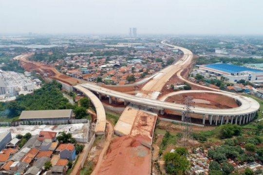 Jalan Tol Cibitung-Cilincing Seksi 1 bakal beroperasi semester I 2021