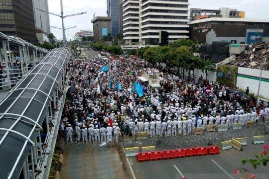 TransJakarta kembali modifikasi tujuh rute antisipasi demo di Jakpus