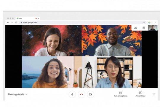 Google Meet buat opsi baru panggilan video