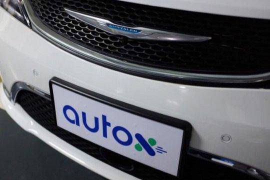 Alibaba perluas uji coba mobil swakemudi AutoX FCA Pacifica