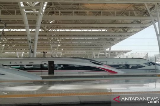 China bangun kereta cepat Thailand, lebih panjang dari Jakarta-Bandung