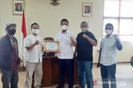 Ketua PMI DKI terima penghargaan Jakarta Youth Award 2020
