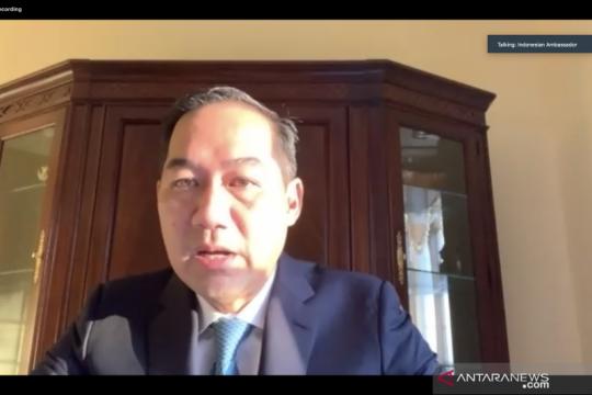 Jelang pilpres AS, Dubes RI: kedua negara pegang prinsip yang sama