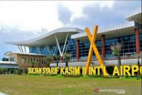 Bandara Pekanbaru hanya layani satu penerbangan selama larangan mudik